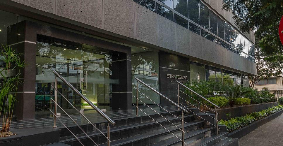 Proyecto de Oficinas - GE CONSTRUCTORES