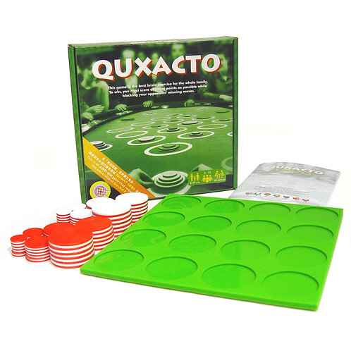 Qu-MAT + QUXACTO Add-On Game