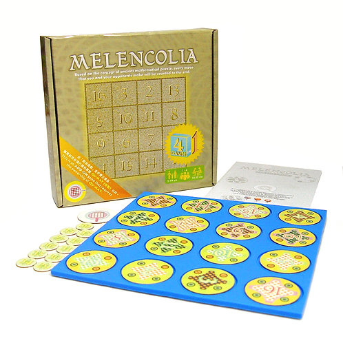 MELENCOLIA Add-On with Qu-MAT (34+ Games)