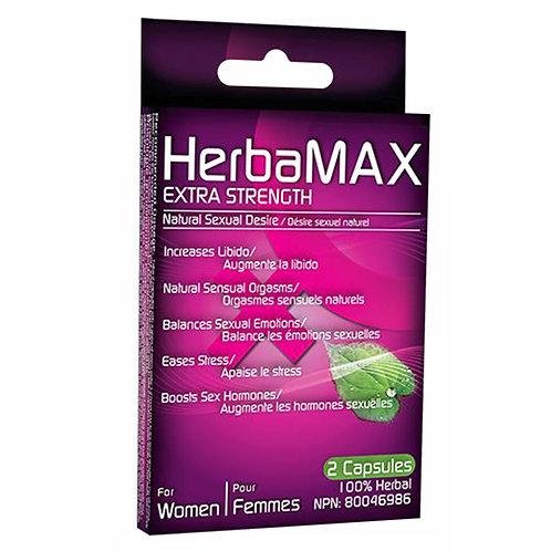 HerbaMAX Women Extra Strength 2 PACK