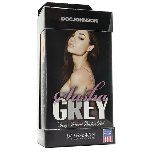 *Sasha Grey Deep Throat Pocket Pal