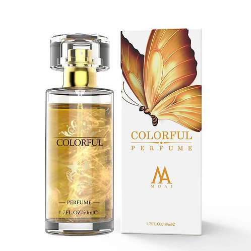 Pheromones Colorful Perfume for Man