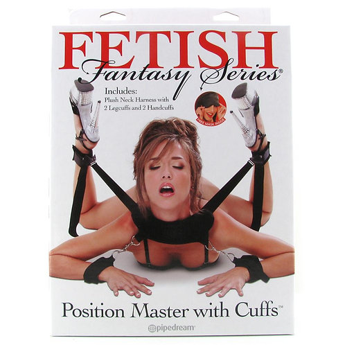 *Fetish Fantasy Position Master with Cuffs