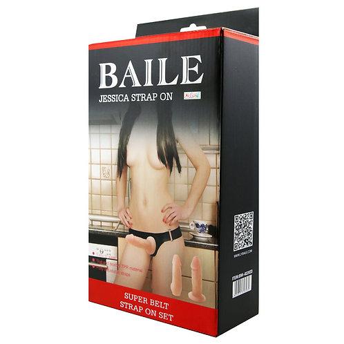 Baile Jessica Strap-on Dildo for Women