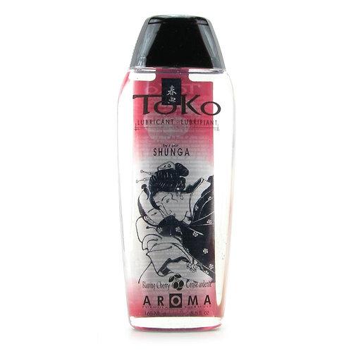 Toko Aroma Flavored Lube 5.5oz/163ml in Blazing Cherry