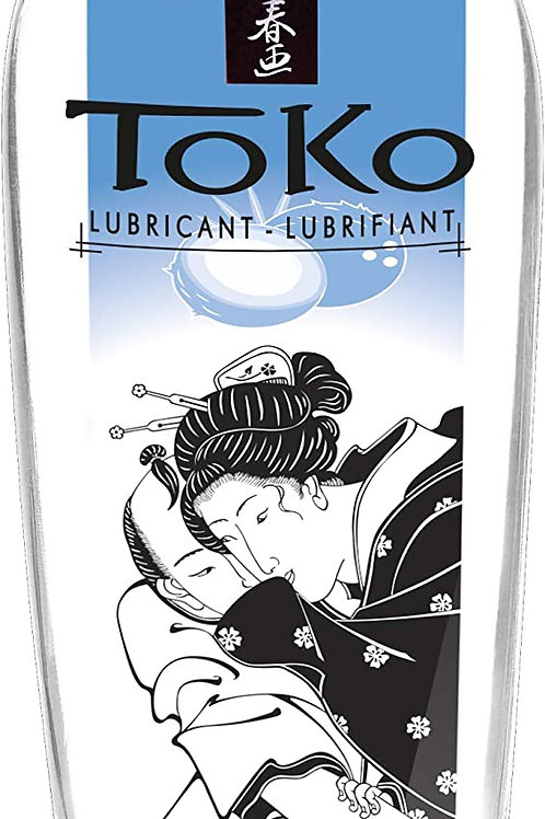Toko Aroma Flavored Lube 5.5oz/163ml in Coconut Water