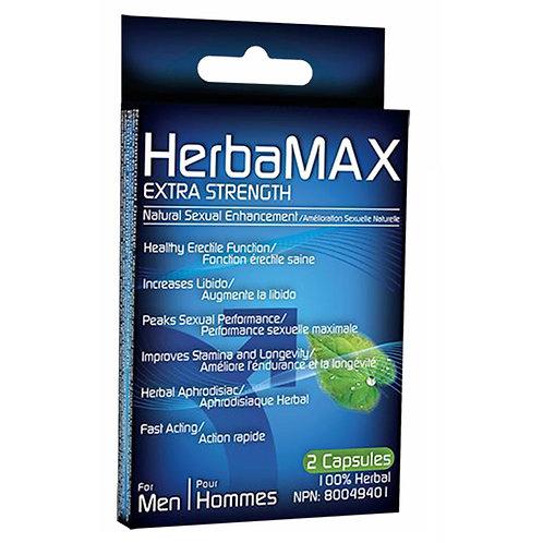 HerbaMAX Men Extra Strength 2 PACK
