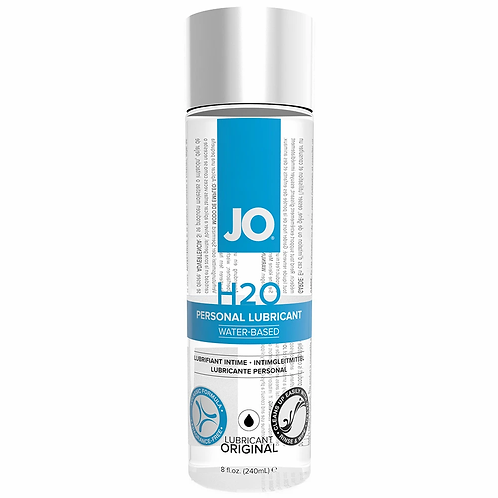 H2O Personal Lubricant in 8oz/237ml