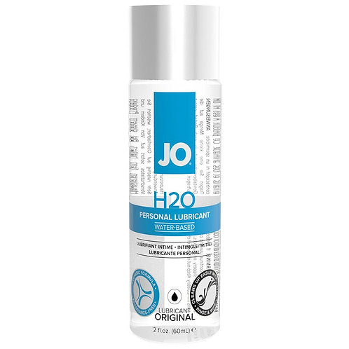 H2O Personal Lubricant in 2oz/60ml