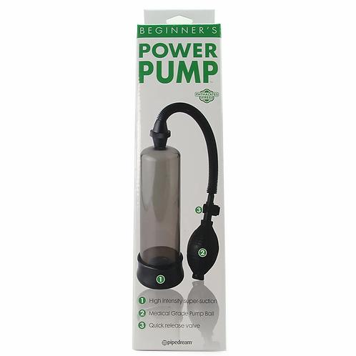 Beginner's Power Pump in Smoke