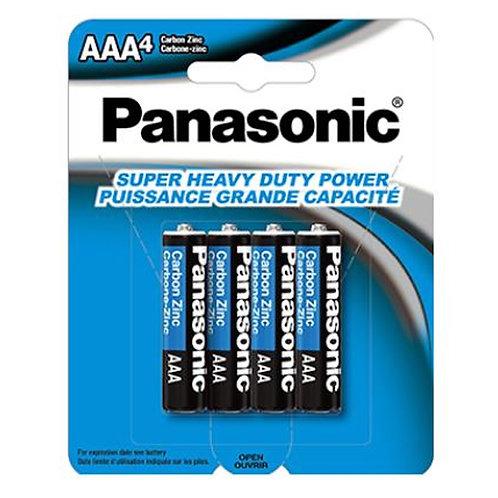 Panasonic AAA 4-PACK