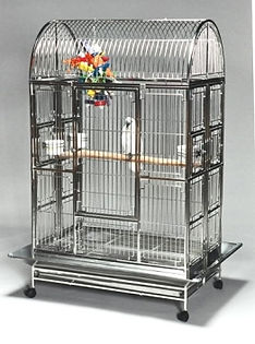 stainless steeel bird cages
