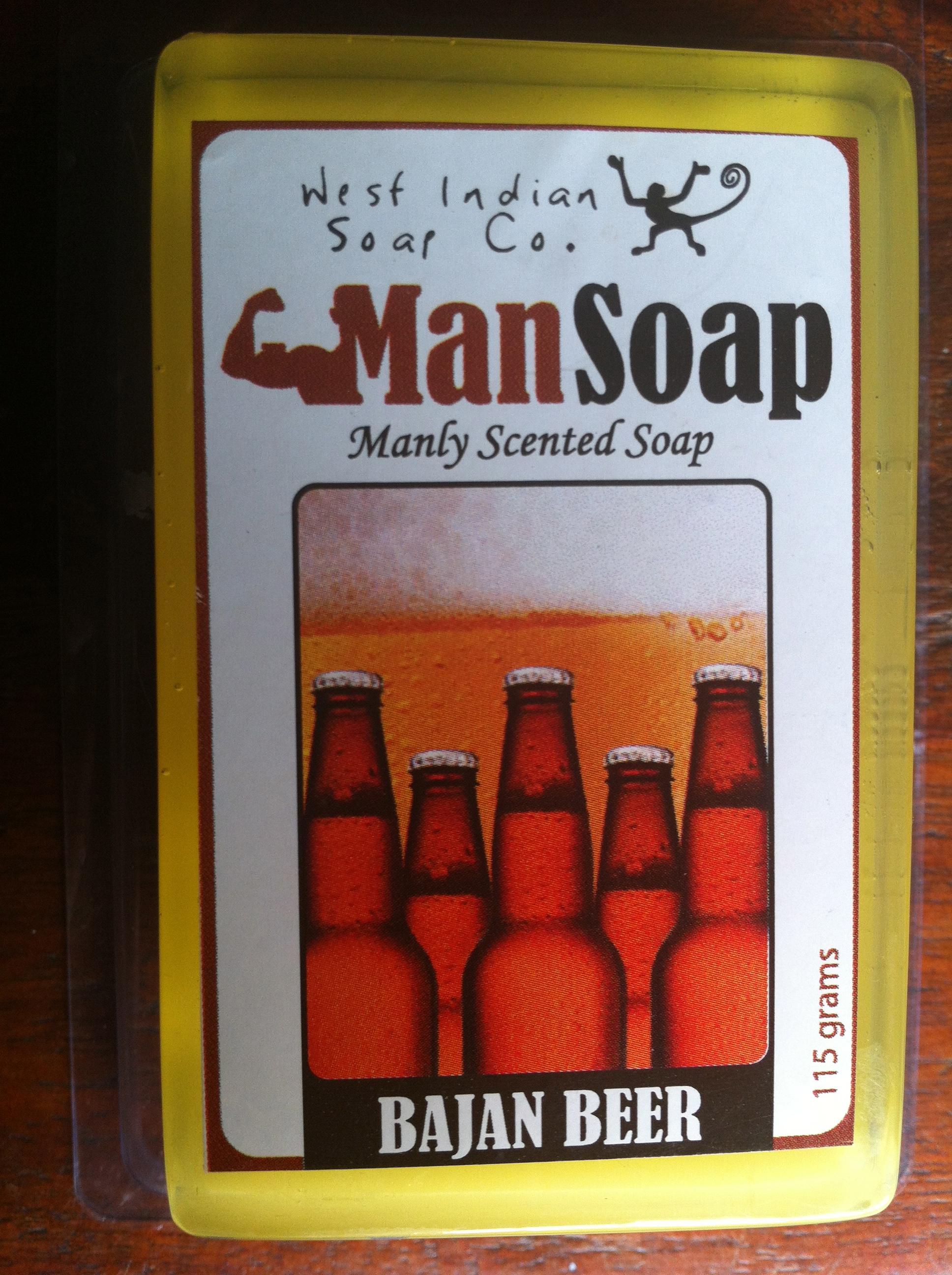 Bajan Beer