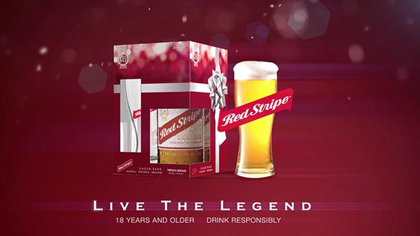 redstripe gift pack