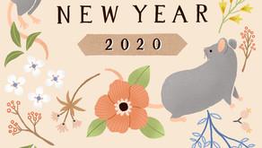 2020新年のご挨拶