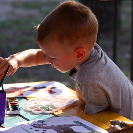 Twórczy rozwój dziecka