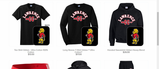 2018 Merch is Ready to be Ordered!