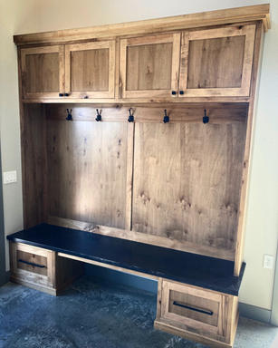 Showroom Locker