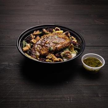 Grilled Chicken Salad with Citrus Vinaigrette