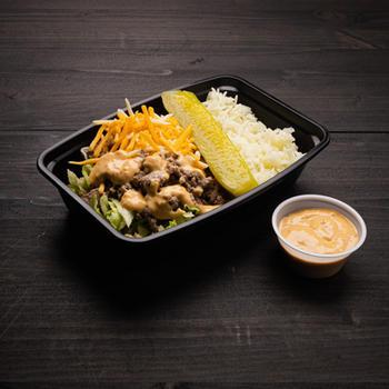 Cabell's Burger Bowl