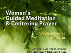 Saturday Morning meditation for all (1).