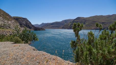 Embalse para agua potable presentan un 60% de superávit en comparación al 2019