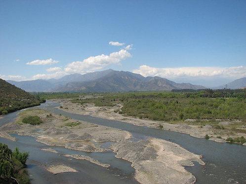 EN VENTA - 50 L/s - Segunda Sección Río Aconcagua