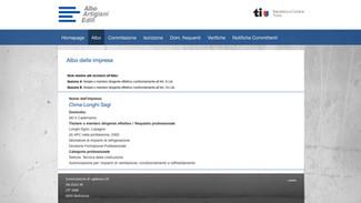Albo Artigianale Edili (LIA)