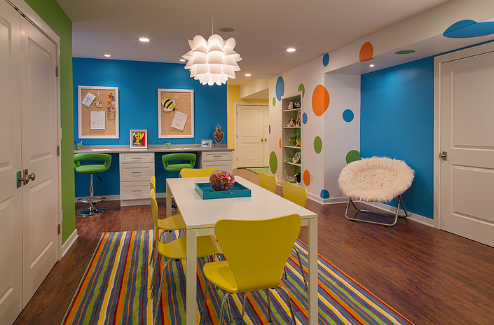 KIDS SPACE IN WOODBRIDGE, CONNECTICUT