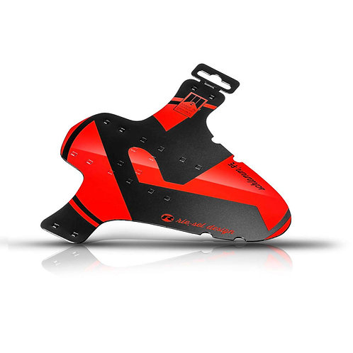 Tapabarro Riesel Design Rojo