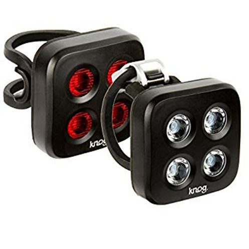 Knog Mob The Face Twin Pack