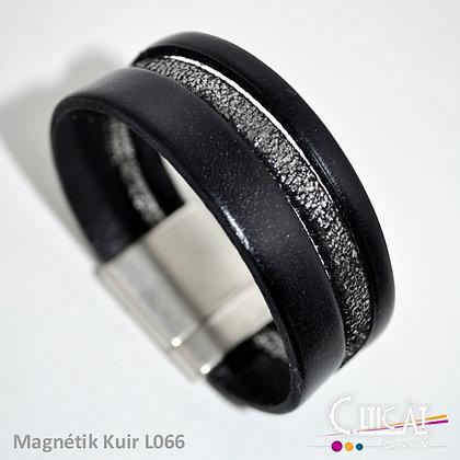 Magnétik Kuir L066