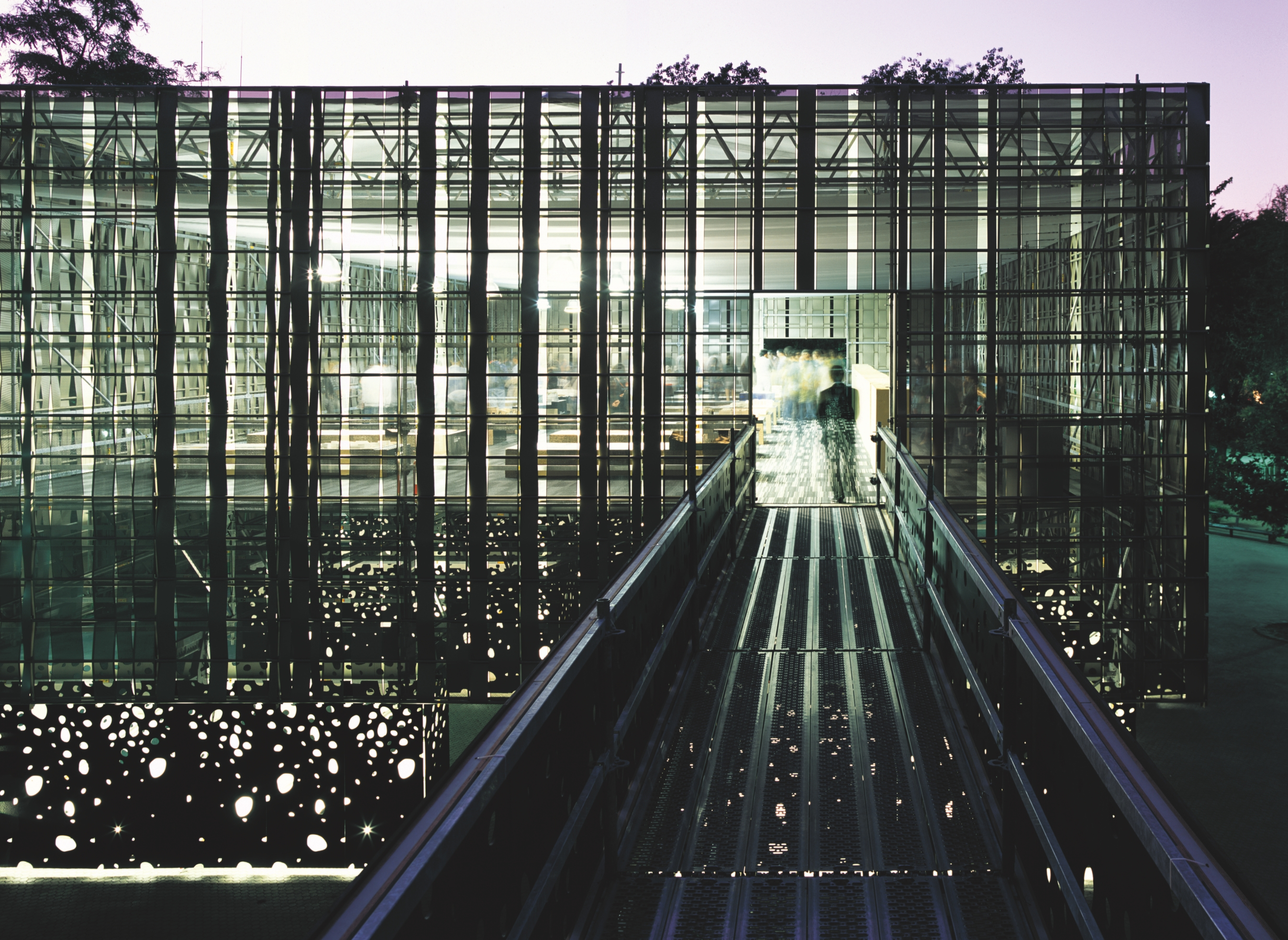 Montaje Bienal 2008