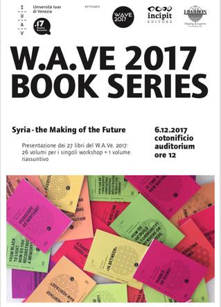 W.A.VE 2017 BOOK SERIES