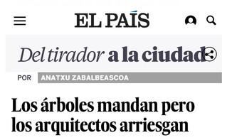 Reportaje en El País / España