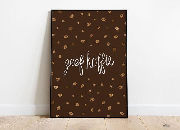 GEEF koffie