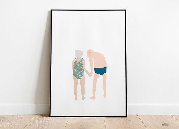 Liefde op leeftijd - Beachlove