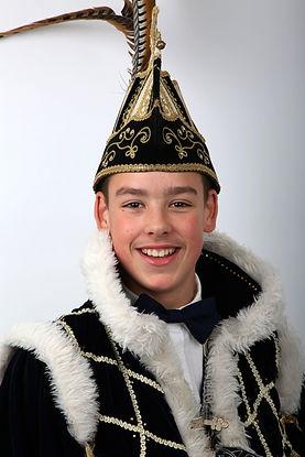 Jeugdprins Teun 2018