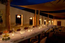 MAS SANTO wedding venue Sitges
