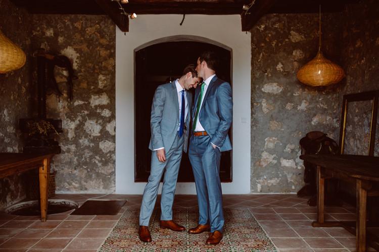 MasSanto wedding