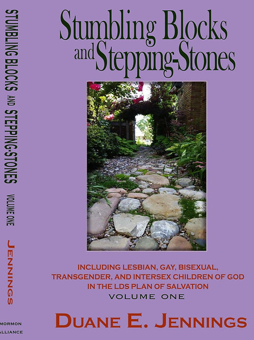 Paperback - Stumbling Blocks and Stepping-Stones ****  two volume sold together
