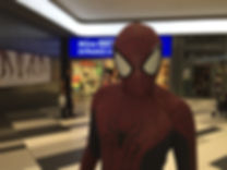 Spiderman Cyprus chldrens party entertainment