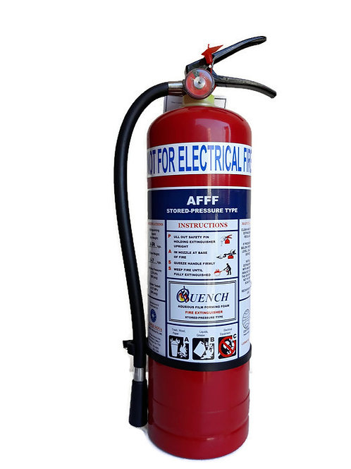 Quench Foam (AFFF) Portable Fire Extinguisher