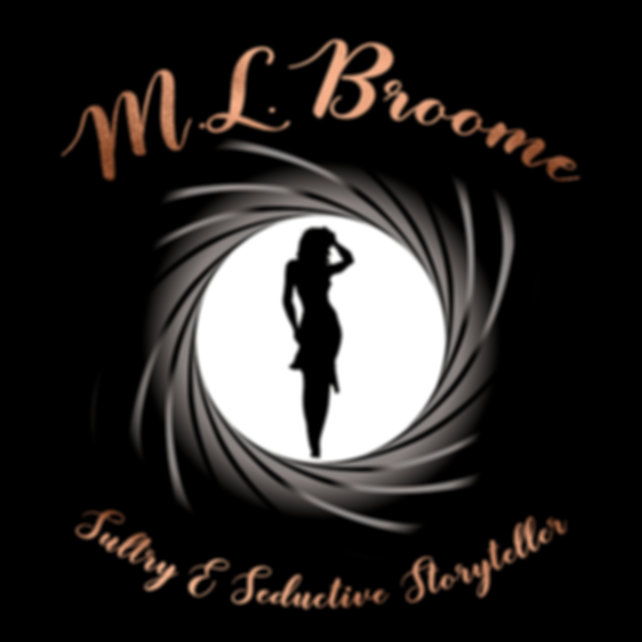 ML Broome Girl in the Sights Logo Curved