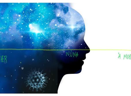 Mindful ganga og vírus