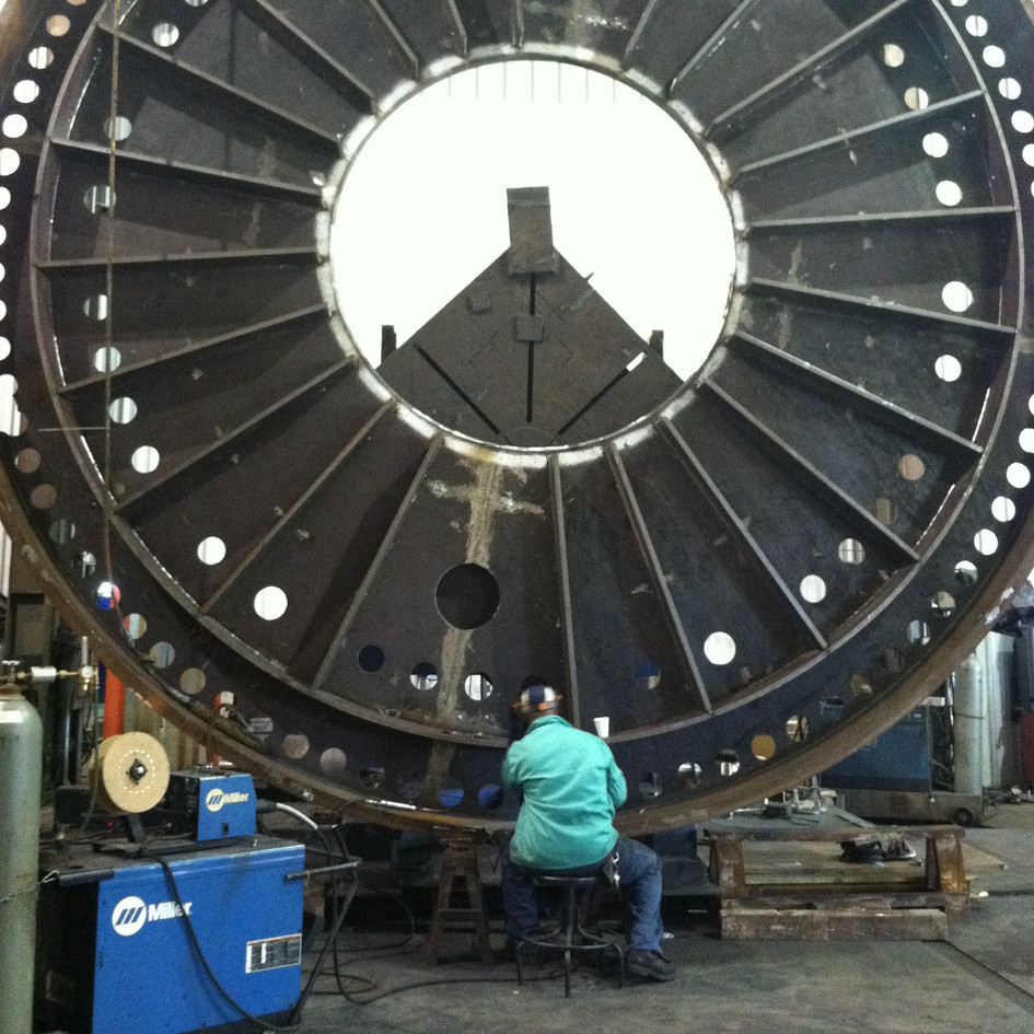 Large & Complex Fabrications