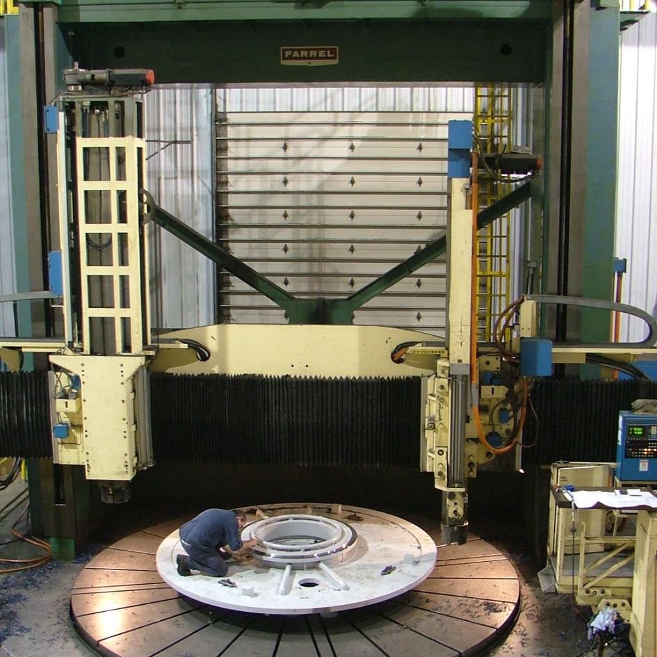 Large Precision Machining