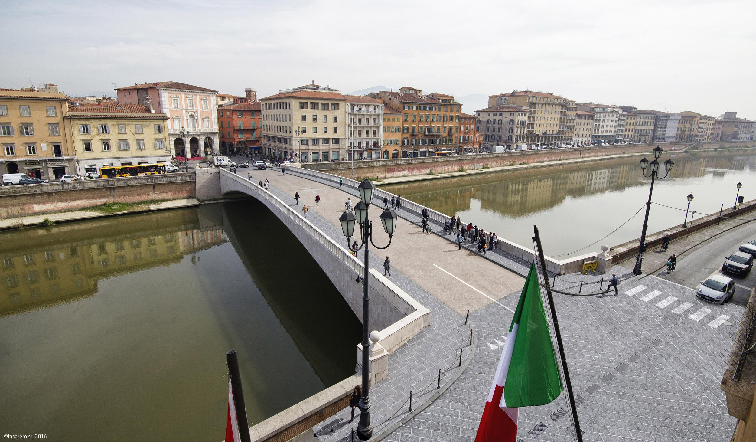 Ponte di Mezzo - Pisa