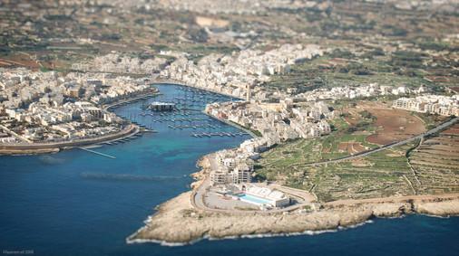 Nuovo porto di Marsascala - Malta