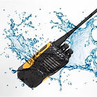 Two-way radios for crane safety